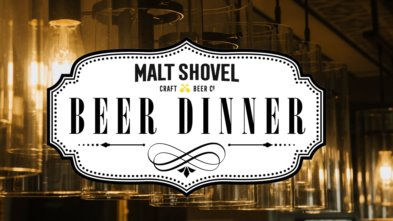 Beer Dinner in Rawsons Restaurant