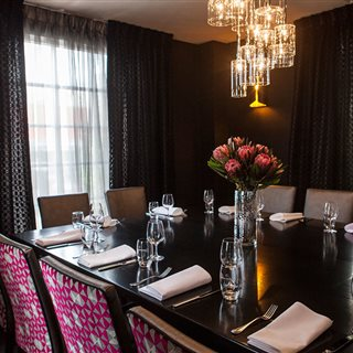 Exploring the Private Dining Rooms