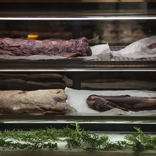 Dry Aging at Rawsons Restaurant